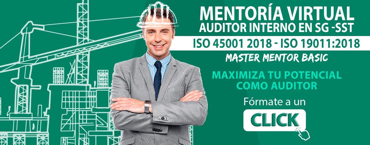 cursos seguridad y salud en el trabajo  ISO 45001 ISO 19011