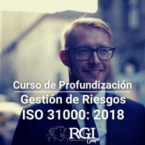 Curso Gestion de Riesgos ISO 31000 2018